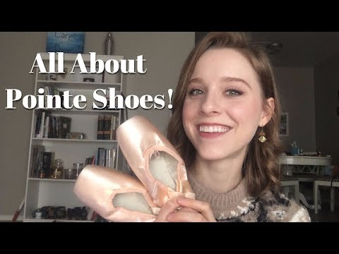All About Pointe Shoes (FAQs and How They Work) #BalletforDummies - TwinTalksBallet