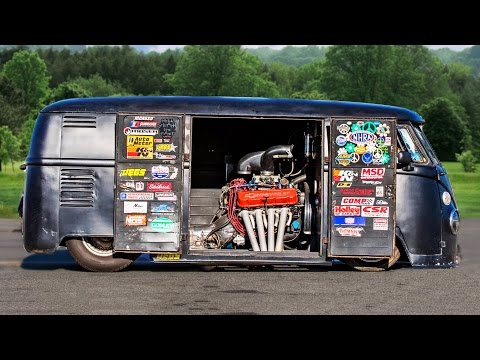 COOLEST VW Bus Ever Built!?!?