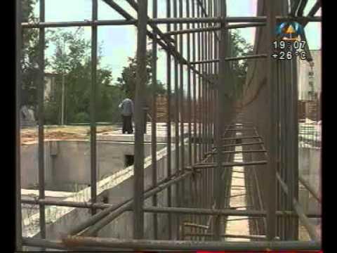 Два новых бассейна в Чите.