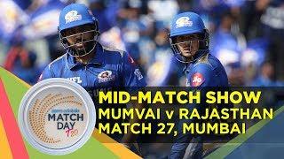 Deep Dasgupta: Mumbai are probably 10-15 runs short of an ideal target after the start they got