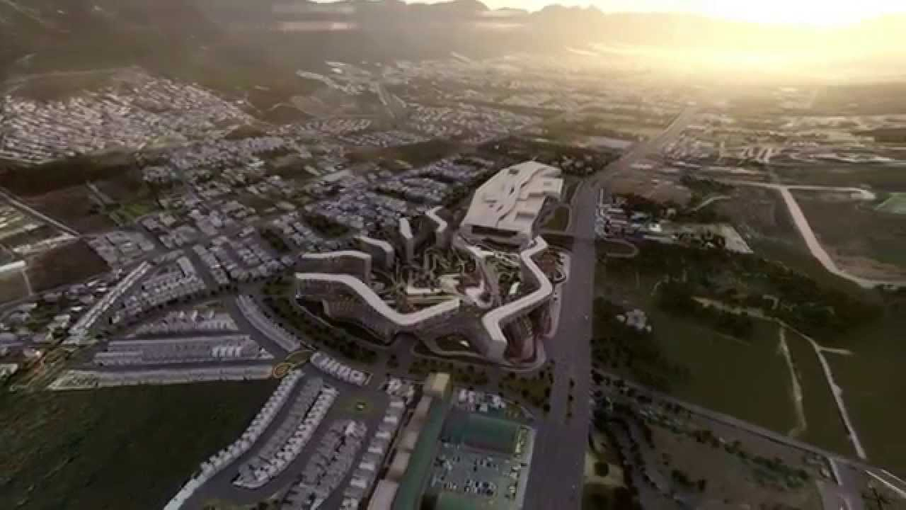 Zaha hadid plans sinuous apartment complex for first for Apartment complex designs