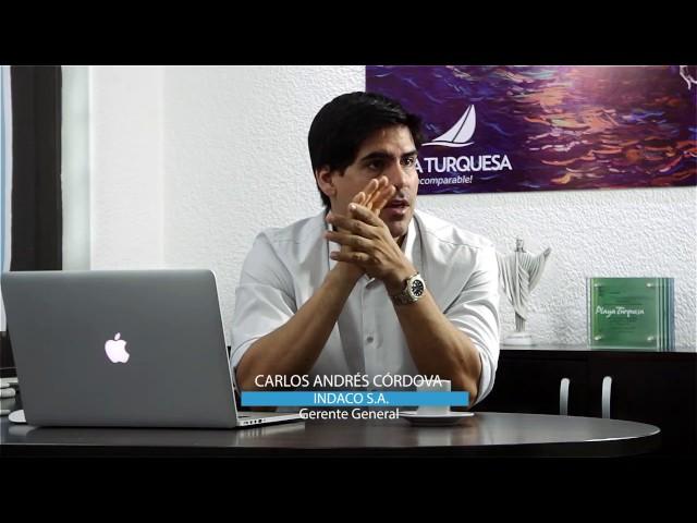 Playa Turquesa, el desafío de construir la segunda laguna cristalina mas grande del mundo
