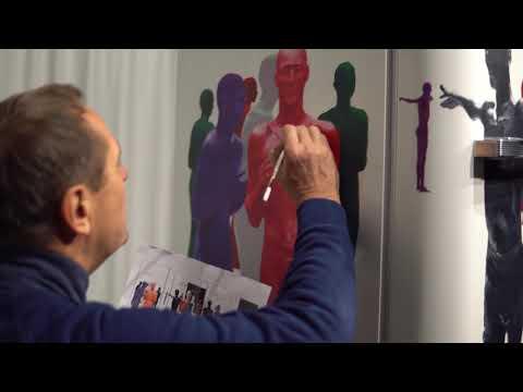 Холодильники SMEG превращенные в произведение искусства - Виктор Сидоренко