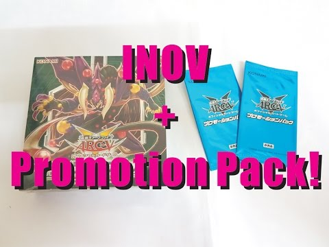 Unboxing INOV + Promotion Pack!!!