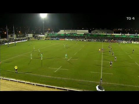 Guinness PRO14 Highlights: Connacht vs Edinburgh