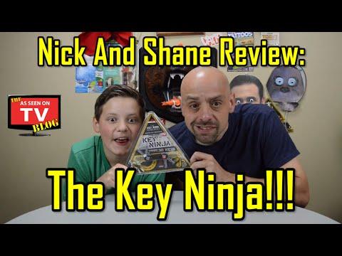 Nick And Shane Review: The Key Ninja!   Does The Key Ninja Really Work?