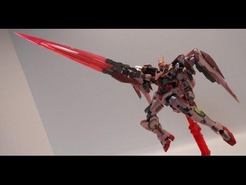 Real Grade Gundam 00 Raiser Trans Am Review