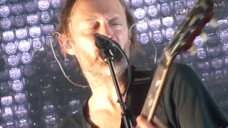 Radiohead Reckoner Live Verizon Center Washington DC June 3 2012