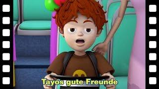 Tayos Gute Freunde l Tayo Kleines Theater #24 l Cartoons für Kinder l Tayo Der Kleine Bus