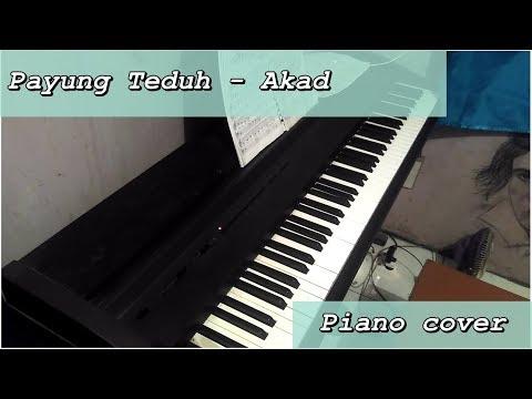Payung Teduh - Akad Piano Cover