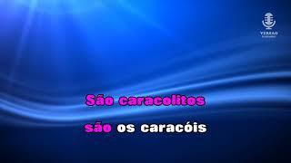 ♫ Demo - Karaoke - CARACÓIS - Amália Rodrigues