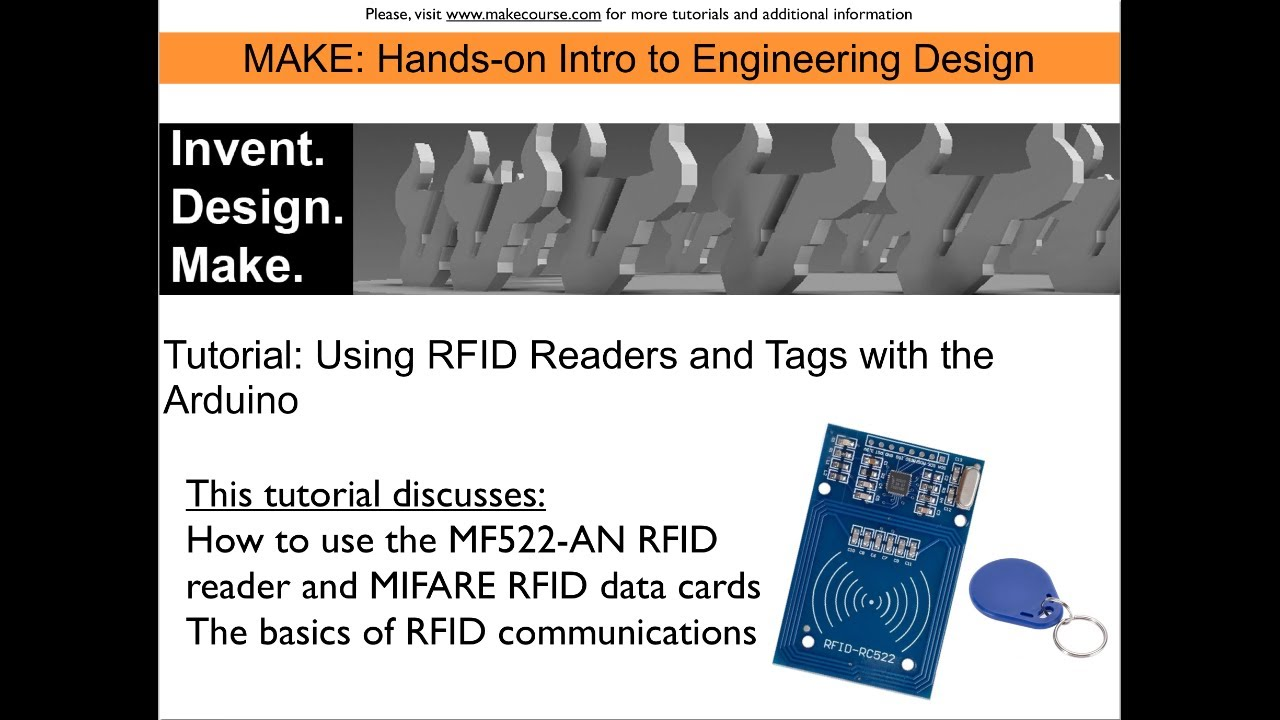 Tutorial:Using a RFID Card Reader with the Arduino