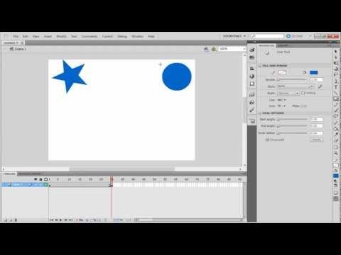 How To Create A Walking Stickman In Adobe Flash Using B... | Doovi