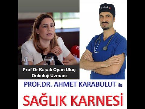 KANSERDEN KORUNMAK İÇİN BU NOKTALARA DİKKAT! - PROF DR BAŞAK OYAN ULUÇ - PROF DR AHMET KARABULUT
