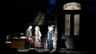 "Andrea McArdle as Miss Hannigan - ""Easy Street"""