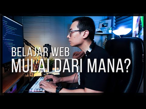 JALUR BELAJAR WEB DEVELOPMENT (Front End Vs. Back End)