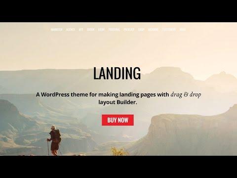 Landing Demo