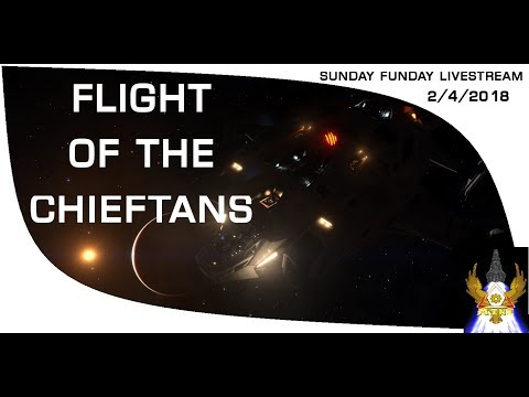 Sunday Funday Livestream: Flight Of The Chieftans!