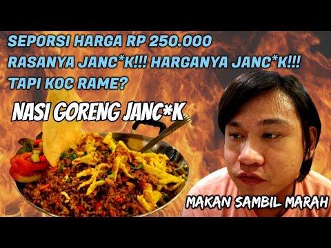 "KIG 117| NASI GORENG PALING NGESELIN ""MAHAL & RASANYA NYIKSA"""