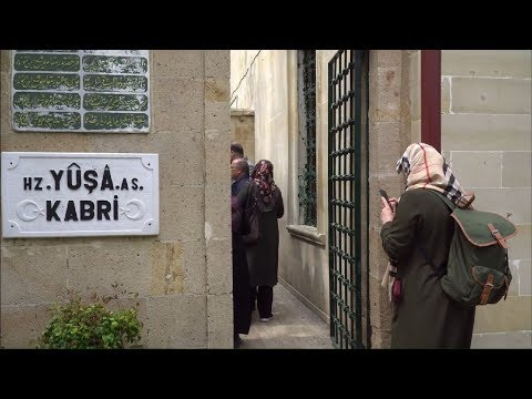 Hazreti Yuşa Aleyhisselamın Kabri Beykoz İSTANBUL