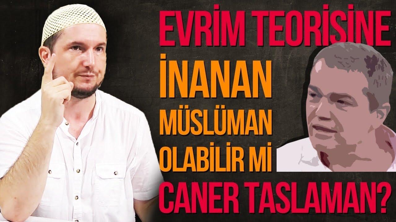 Download Bir Müslüman'ın evrim teorisiyle ne işi olur Caner Taslaman? / Kerem Önder