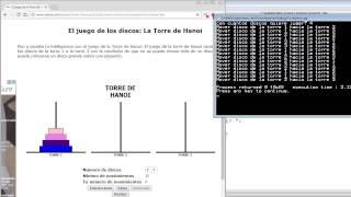 Torres de Hanoi C++