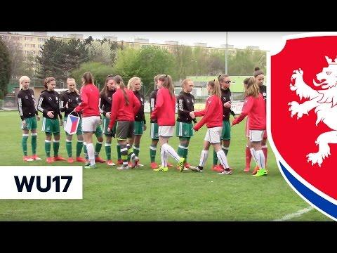 WU15: Česká republika - Německo 1:5 (0:4)