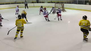 U10A Hockey Scrimmage versus Richmond Generals 3rd period 12 /16/2018