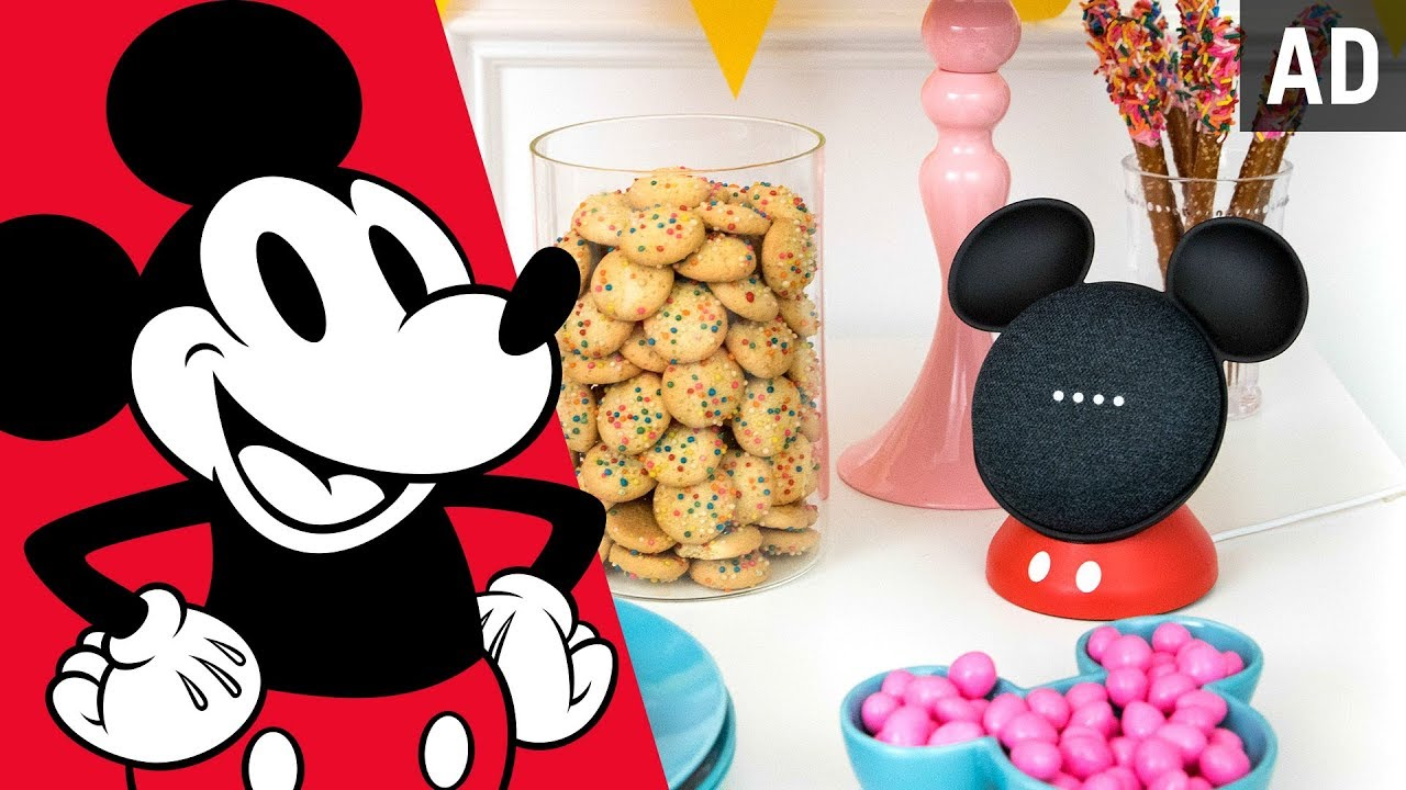 wholesale dealer df5d0 d78f6 Colorful Mickey Mouse Party | Disney Family