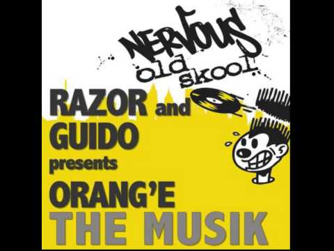 Razor and guido orang'e the musik