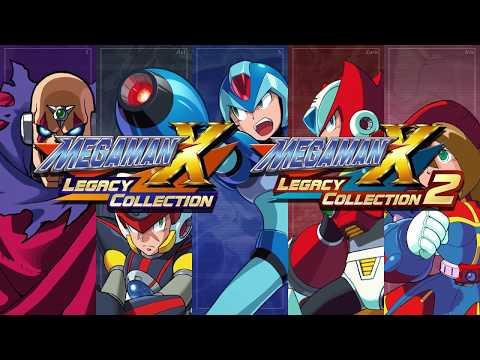 Mega Man X Legacy Collection 1 + 2 - Announcement Trailer
