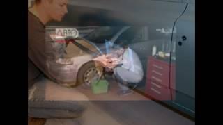 Шпаклёвка авто своими руками видео