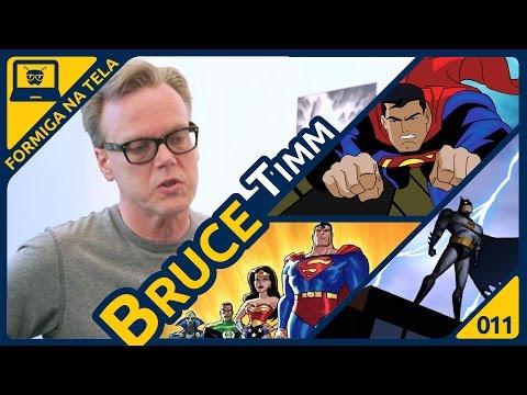 Bruce Timm I Formiga na Tela - 11