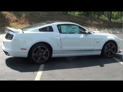 FOR SALE NEW 2013 FORD MUSTANG CALIFORNIA SPECIAL GLASS ROOF STK# 30077