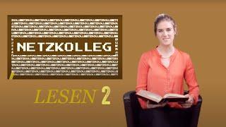 Netzkolleg: LESEN – Effi Briest (Bildung im Netz F1 K2)