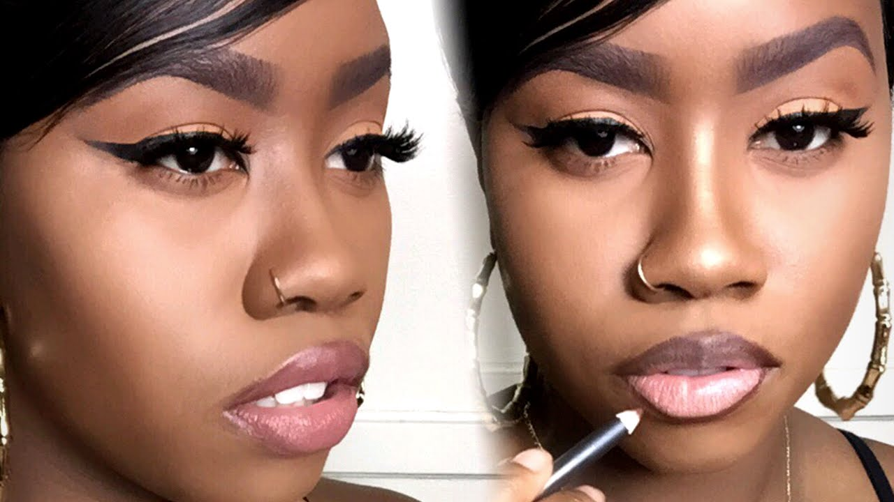 HOW TO ROCK ANY NUDE LIPSTICK | BROWN SKIN / OLIVE SKIN