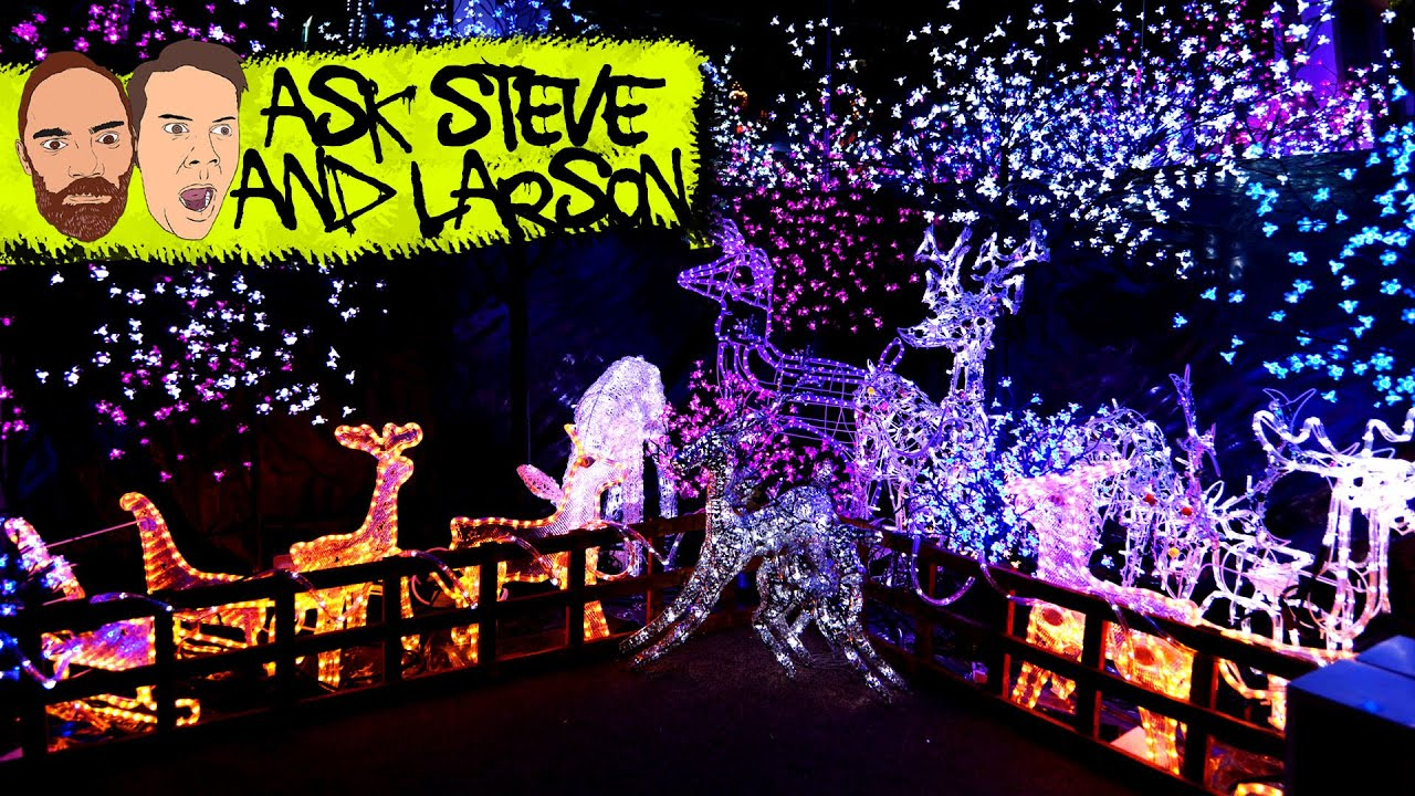Is It Too Early To Decorate For The Holidays? Ask Steve And Larson