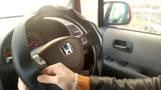 видео Инструкция по перетяжке руля кожей своими руками