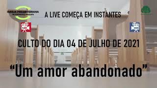 """""""Um amor abandonado"""""""