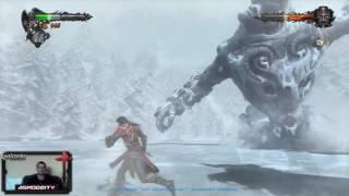 castlevania: Lords of Shadow. Как пройти ледяного титана. Вырезка со стрима