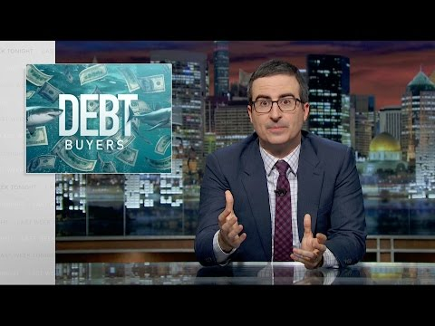 Debt Buyers: Last Week Tonight with John Or HBO