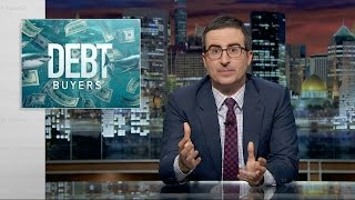 Last Week Tonight with John Oliver: Debt Buyers (HBO)(, 2016-06-06T06:30:00.000Z)