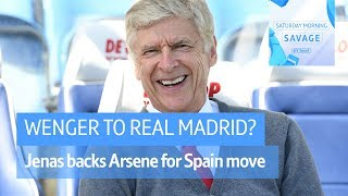 Will Arsene Wenger be the next Real Madrid manager?   Saturday Morning Savage