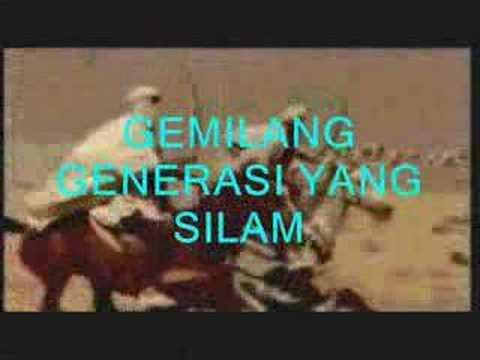 Lagu Perjuangan Islam
