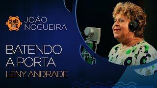 """Leny Andrade canta """"Batendo a Porta"""" para o Sambabook João Nogueira"""