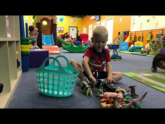 Ready Set Play! Indoor Play Area - Phoenix With Kids