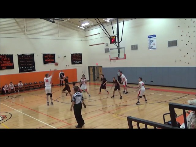 Game Highlights Boys' Varsity: Chatham 63 vs New Lebanon 47 (F)