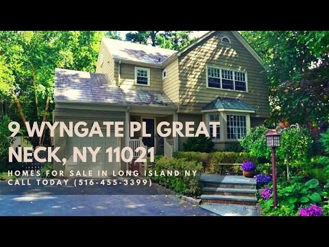 Homes For Sale In Long Island NY | 9 Wyngate Pl Great Neck, NY 11021 | 516-455-3399