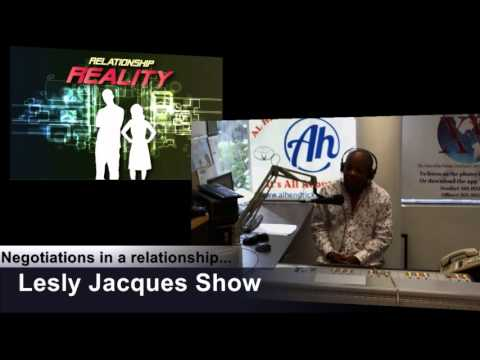 Lesly Jacques Morning Show..WHSR 980am radio