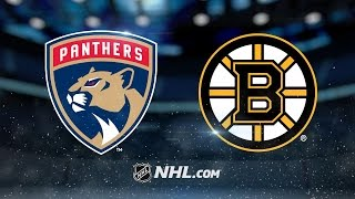 Bergeron scores twice in 5-2 win vs. Panthers